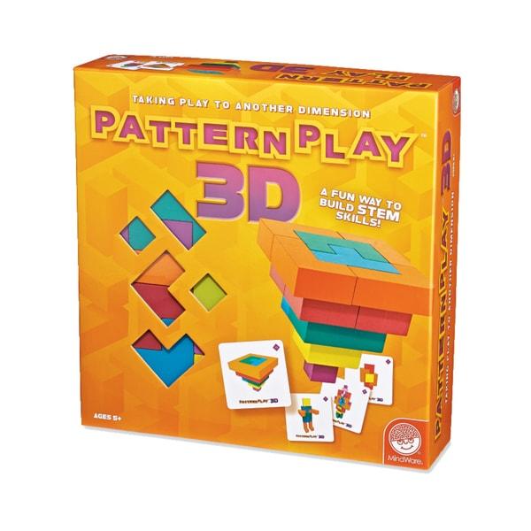 Mindware Pattern Play 3D