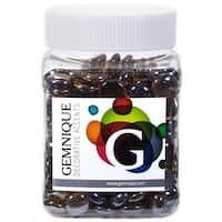 Iridized Glass Gems 48-ounce Jar