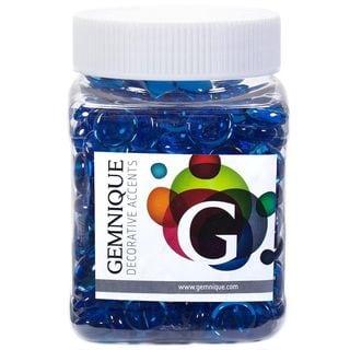 Multicolor Glass Gems 48-ounce Jar
