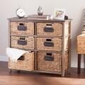 Harper Blvd Quimby Coastal 6-drawer Storage