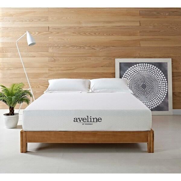 Aveline 10-inch Gel Memory Foam King-size Mattress