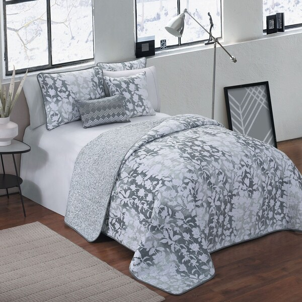 Avondale Manor Edgewood 5-piece Quilt Set