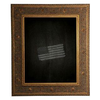 American Made Rayne Opulent Gold Blackboard/ Chalkboard