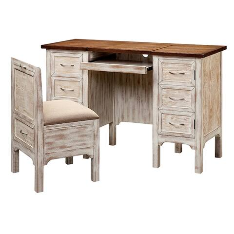 Caitlyn Desk and Stool