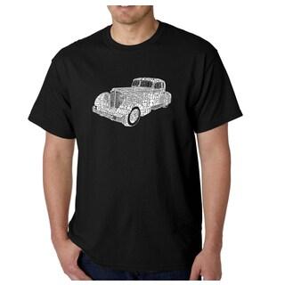 Los Angeles Pop Art Men's Mobsters Cotton T-shirt