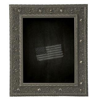 American Made Rayne Opulent Silver Blackboard/ Chalkboard