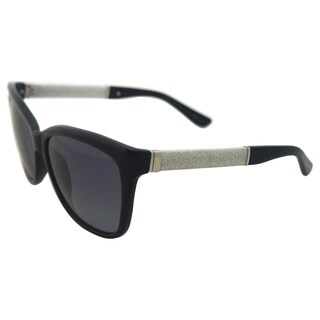 Jimmy Choo Cora/S FA3HD - Glitter Black by Jimmy Choo for Women - 56-16-135 mm Sunglasses