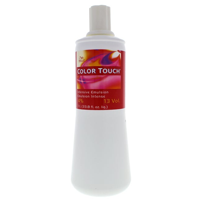 Wella Color Touch 33.8-ounce Intensive Emulsion, Yellow B...