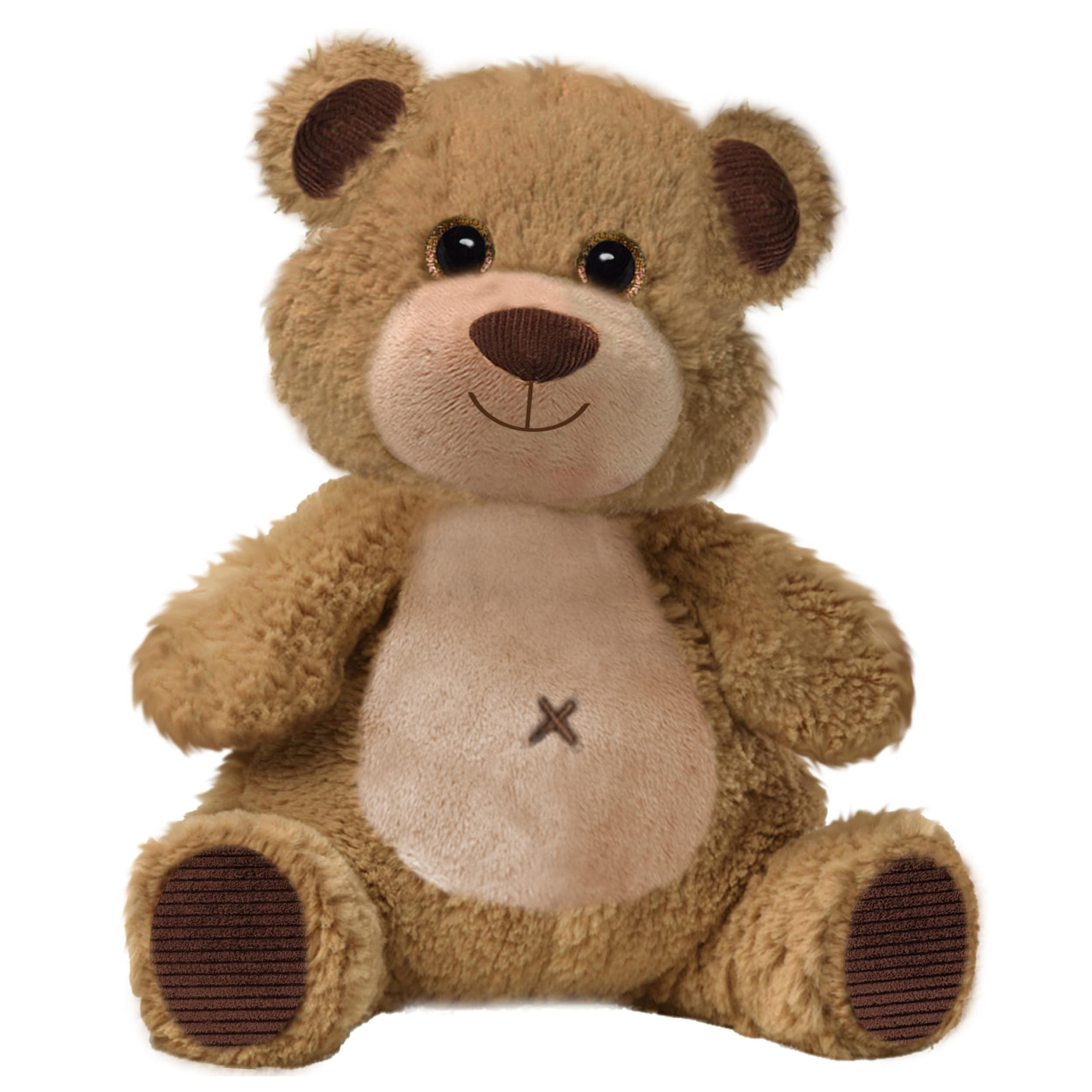 First & Main First and Main Bobo the Bear Plush, Brown