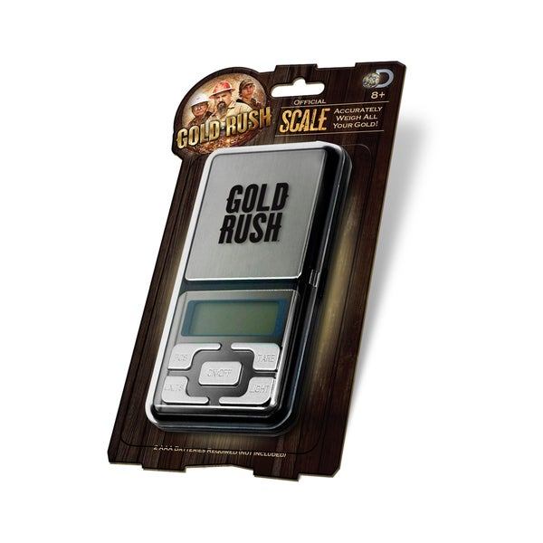 Pay Dirt Gold Company Gold Rush Scale