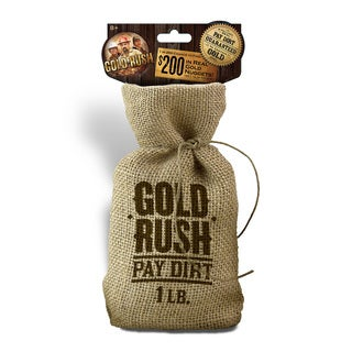 Pay Dirt Gold Company 1 Pound Bag of Pay Dirt