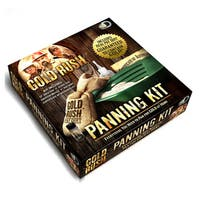 Pay Dirt Gold Company Gold Rush Panning Kit
