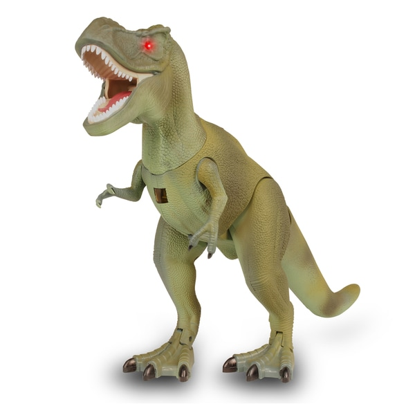 NKOK Discovery Kids Battery Operated T-Rex