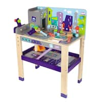Wooden 2 in 1 Workbench Build and Drive