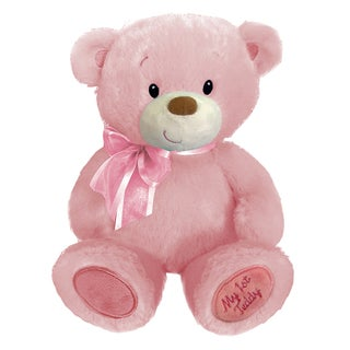 First and Main 7-Inch Pink Baby Cuddleups