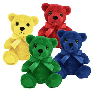 First and Main Rainbow Bear 4 Piece Collection