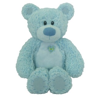 First and Main Light Blue Tender Teddy