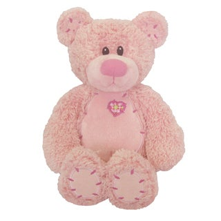 First and Main Pink Tender Teddy