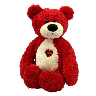 First and Main Red Tender Teddy