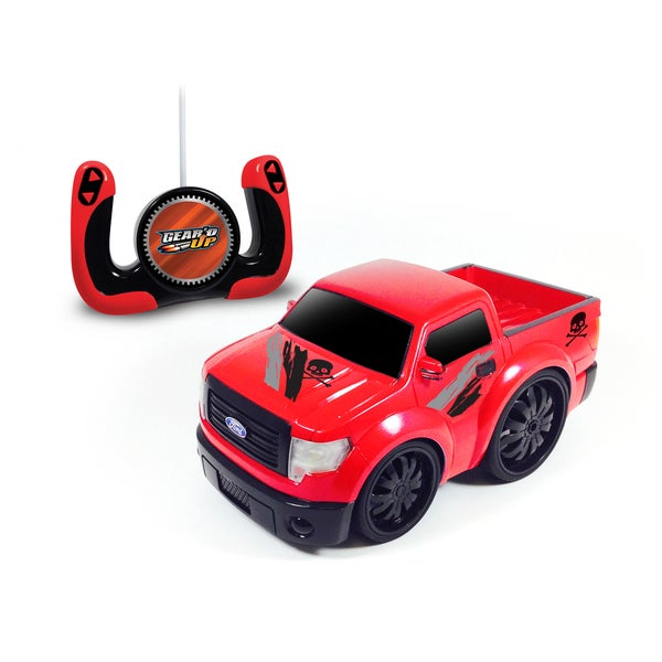 Red Chunky Ford F-150 RC