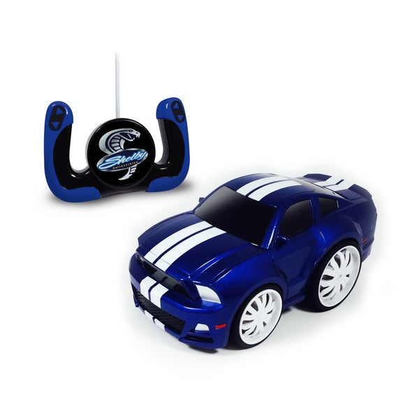 Shelby Blue Chunky RC Vehicle