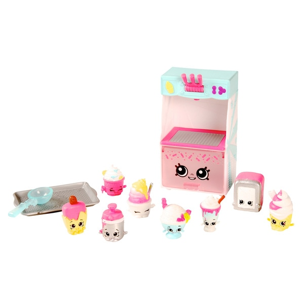Shopkins Season 3 Food Fair Cool and Creamy Collection