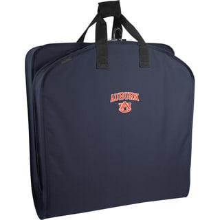 Wally Bags Auburn Tigers Navy Polyester 40-inch Garment Bag