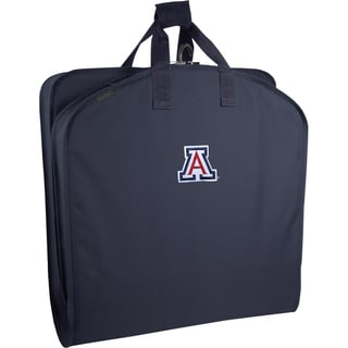 Wally Bags Navy Polyester 40-inch Arizona Wildcats Travel Garment Bag