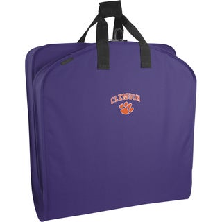 WallyBags Clemson Tigers 40-inch Polyester Garment Bag