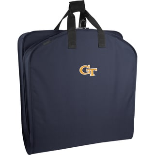 Wally Bags Georgia Tech Blue Polyester 40-inch Travel Garment Bag
