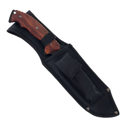 Whetstone 2-piece Hunting Knife Set with Sheath