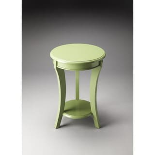 Butler Holden Green Wood Accent Table