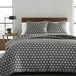 City Scene Dylan Cotton Quilt Set