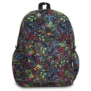 J World OZ Doodle Campus Backpack