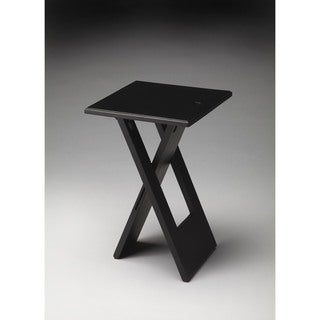 Butler Hammond Black Folding Table