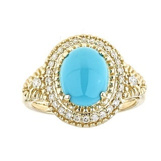 Turquoise Gold Jewelry For Less Overstock