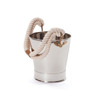Anchor and Rope Ice Bucket