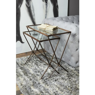 Hip Vintage Trevoli Nesting Tables (Set of 2)