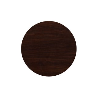 24-inch Round Resin Table