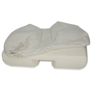 BAMBOO REPLACEMENT COVER ONLY for Better Sleep Memory Foam Pillow