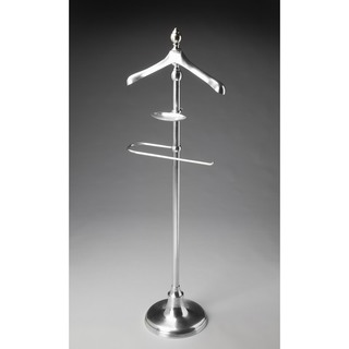 Butler Silver-plated Metalworks Valet Stand