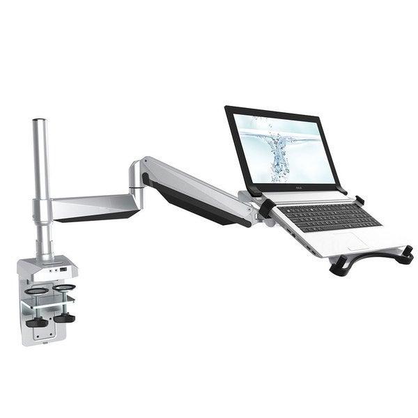 Loctek D7P Swivel Desk Laptop Mount LCD Height Adjustable