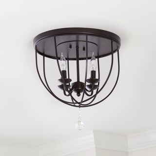 Orb 4-Light Flush Mount