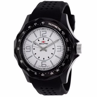 Seapro Men's SP4113 Dynamic White Watch