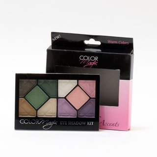 Color Magic Warm Colors Eye Shadow