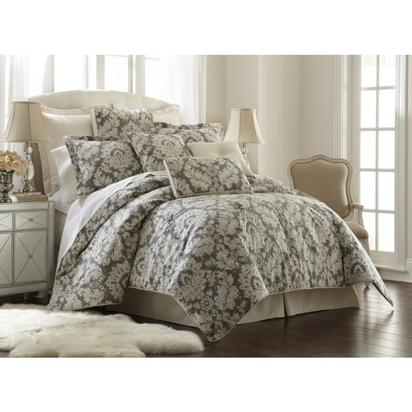 Sherry kline brooklyn 4 piece comforter set free for Brooklyn bedding sale