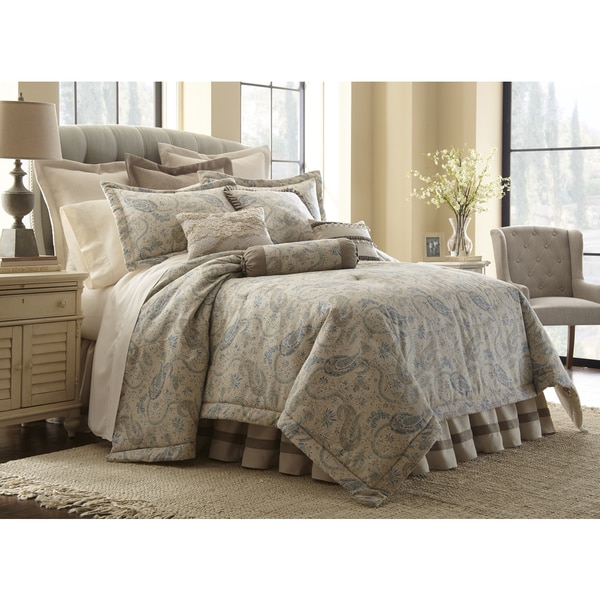 Shop Sherry Kline Sophia 4 Piece Comforter Set Free
