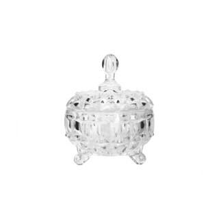 Gabriella Clear Crystal Candy Dish