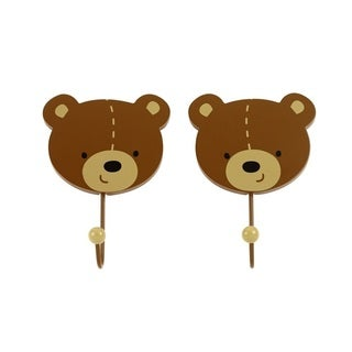 NoJo Bear Wall Hooks