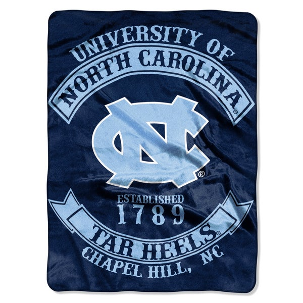 Official Collegiate 'Rebel' 60 x 80-inch Raschel Throw by The Northwest Company